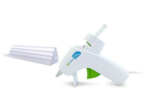 Adtech Mini Hi-Temp Hot Glue Combo Pack, White Gun