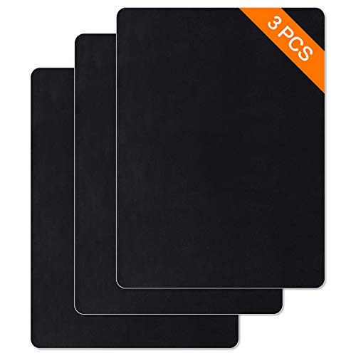 Sayopin Leather Repair Patch Kits for Car Seats Couches and Elbow 3 Pieces Self-Adhesive Patch for...