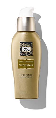 RoC Retinol Correxion Deep Wrinkle Facial Serum with Retinol, 1 Ounce