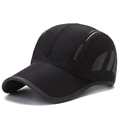 Clape Outdoor Sun Visor Hats Lightweight Waterproof Breathable Sports Hat UPF50+ Ultra Thin Cooling...