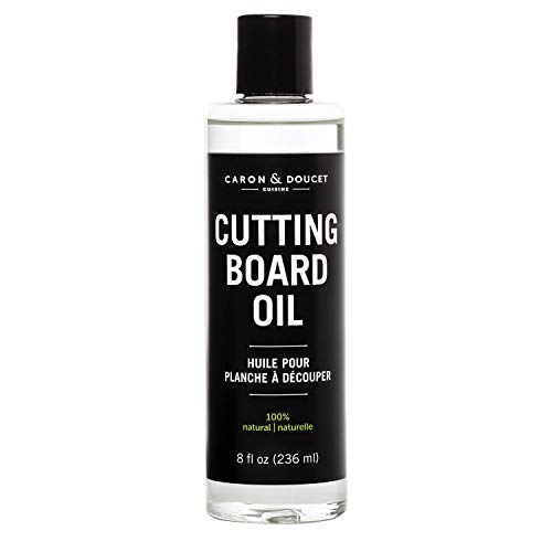 Caron & Doucet - Cutting Board & Butcher Block Conditioning & Finishing Oil | 100% Plant Based &...