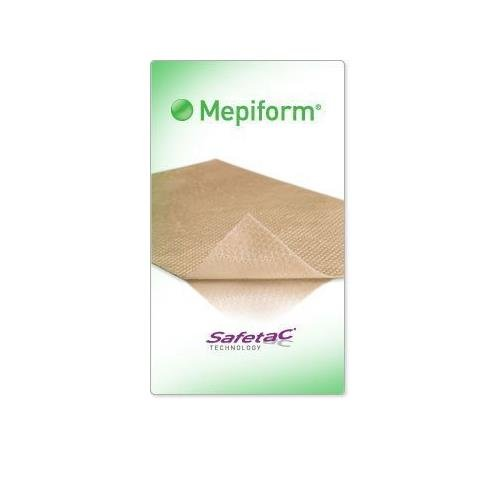 Mepiform Silicone Scar Treatment, 1.6' x 12', ONE Sheet.