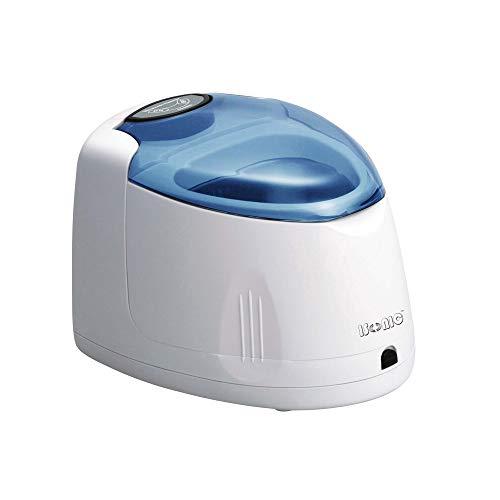 iSonic F3900 Ultrasonic Denture/Aligner/Retainer Cleaner for all dental and sleep apnea appliances,...