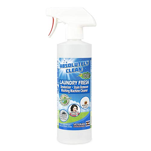 Absolutely Clean Amazing Laundry Stain and Odor Remover, Naturally Based Formula (USA Made)