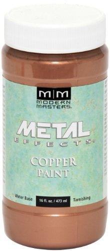 Modern Masters ME-149 Reactive Metallic Paint Copper, 16-Ounce