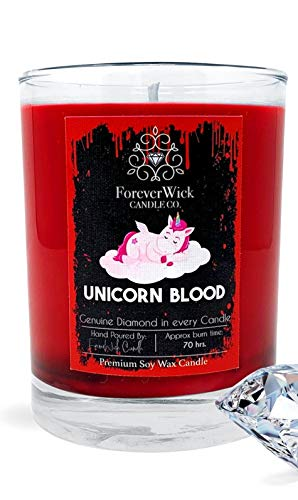 Forever wick unicorn blood