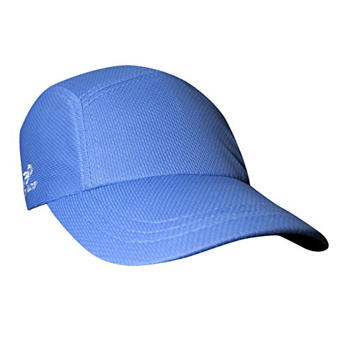 Headsweats Race hat, Light Blue, One Size