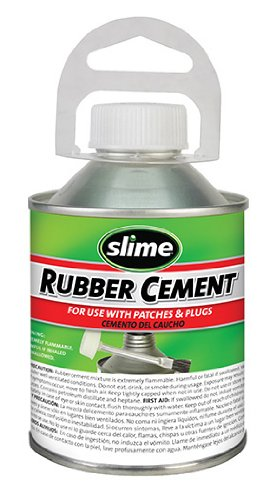 Slime 1050 Rubber Cement - 8 oz.