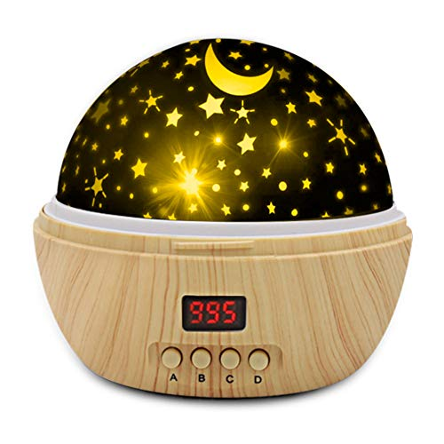 DSTANA Star Projector Night Lights for Kids with Super Timer, Best Gifts Idea for 1-12 Year Old Girl...