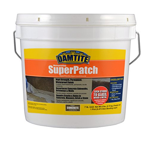 Damtite 04072 Concrete Super Patch Repair