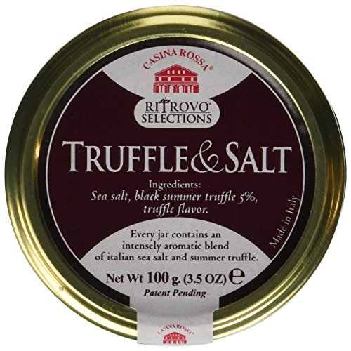 Italian Truffled Sea Salt, 3.5 oz, Pack of 3